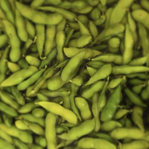 枝豆の…内職👍✨