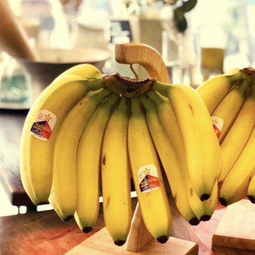 Asian Meal さんのバナナ